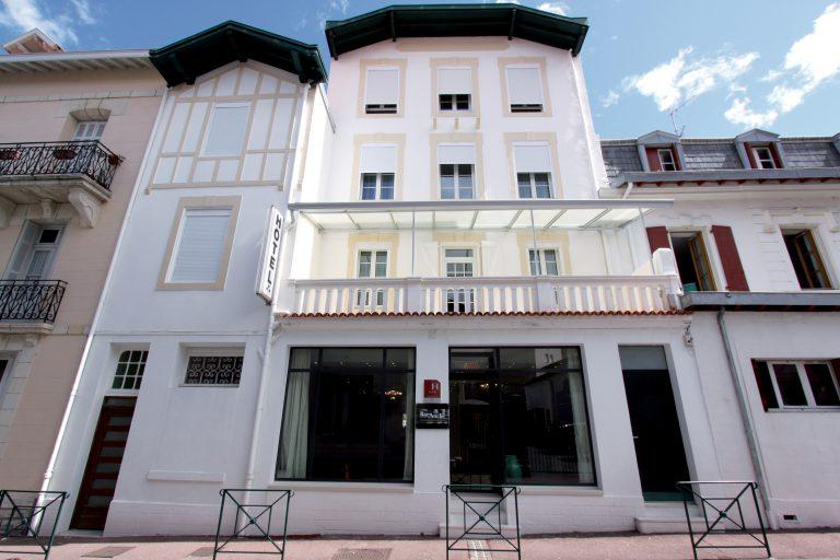 Hôtel Barnetche - facciata