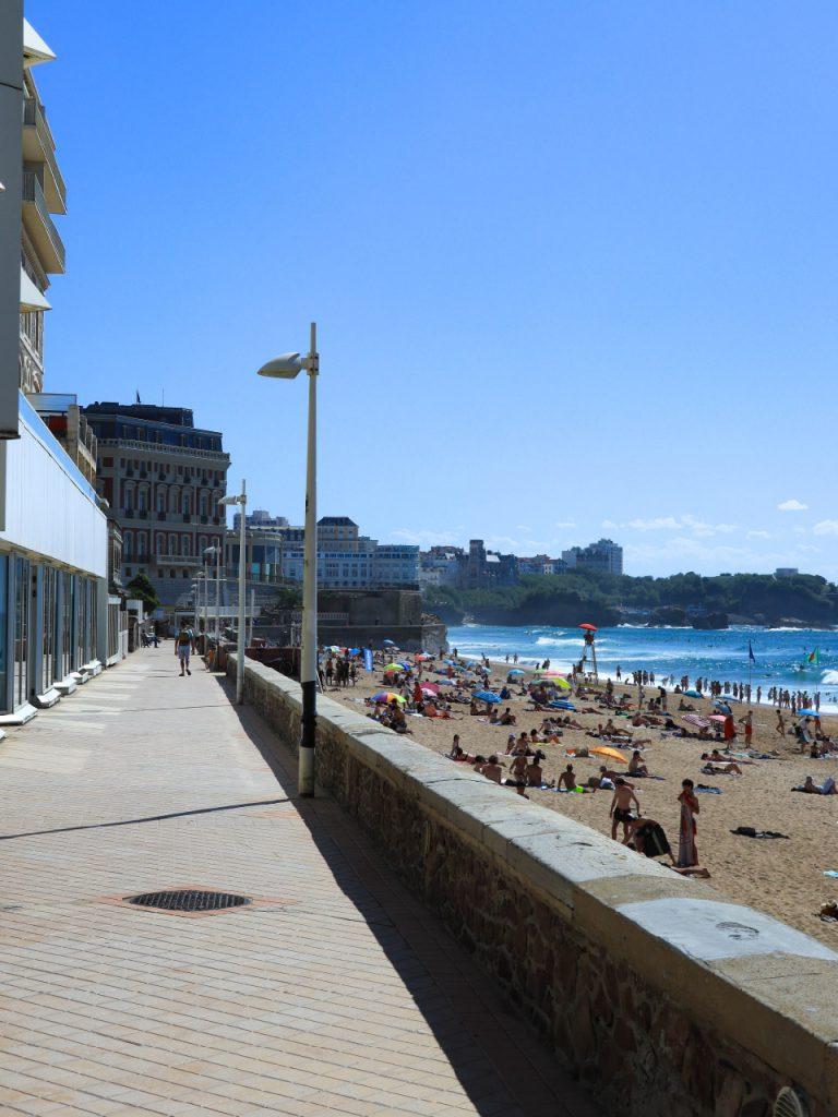 Hotel Barnetche - Spiaggia Miramar