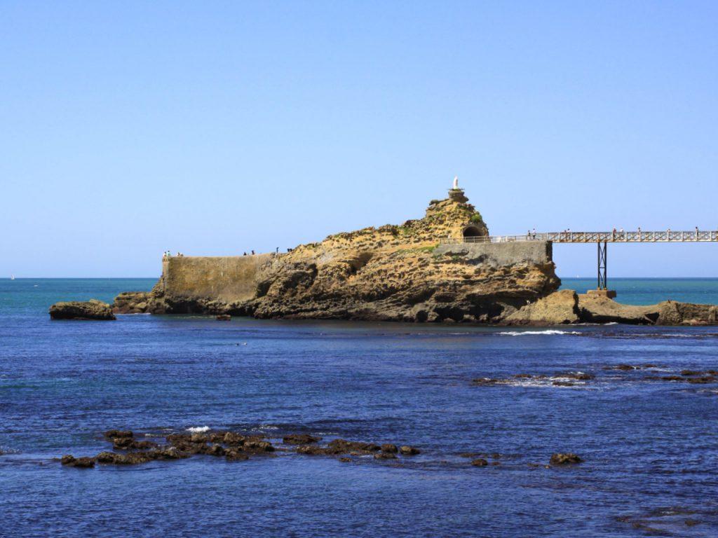 Hotel Barnetche - La Roccia della Vergine Biarritz